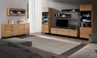 Muebles modulares o unidad de pared - ¿qué elegir?